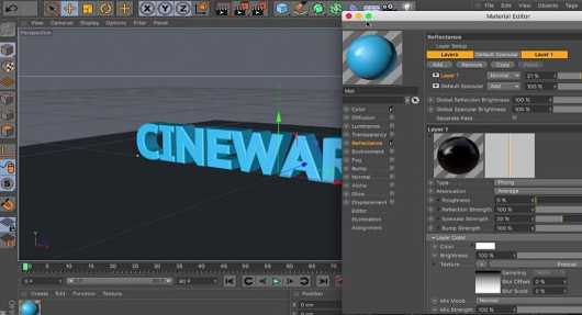 Cineware in After Effect