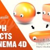 GSG教程-C4D对象姿势变形标签的运用Morph In Cinema 4D Using the Pose Morph Tag 免费下