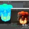 中文汉化版 C4D流体烟雾模拟插件Jawset TurbulenceFD v1.0 Build 1437 R20 CPU & GPU Win破