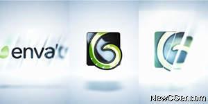 9款明亮又快速的企业标志开场动画AE模板